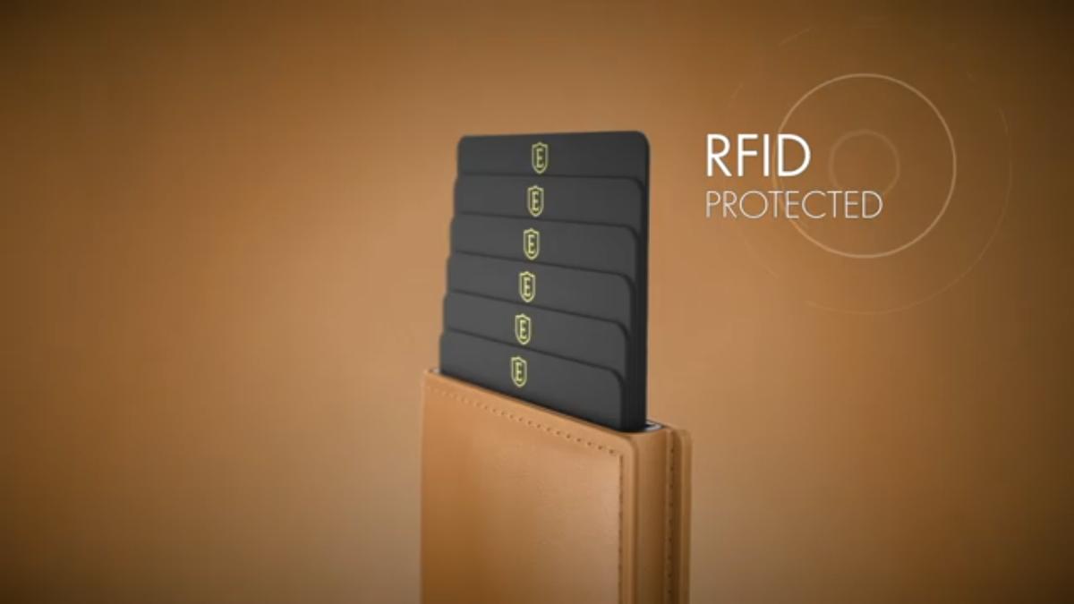 Ekster Metro 52 RFID Protection