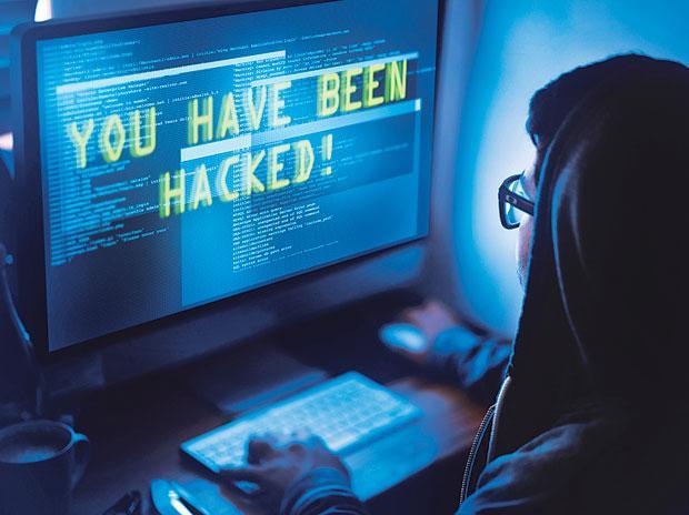 Victim of a Cybercriminal