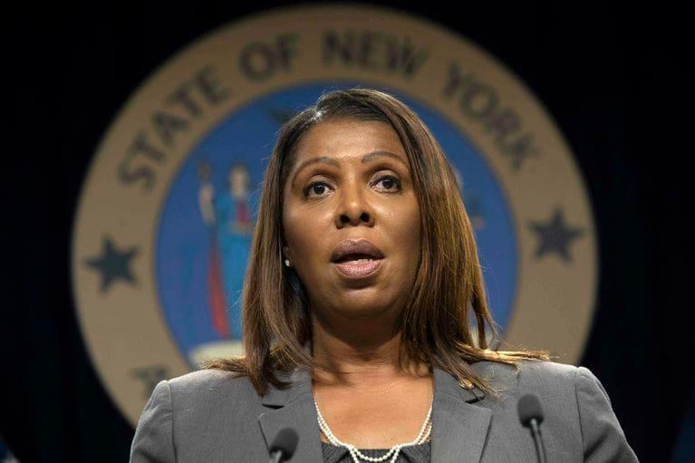 New York Attorney General Letitia James (1)
