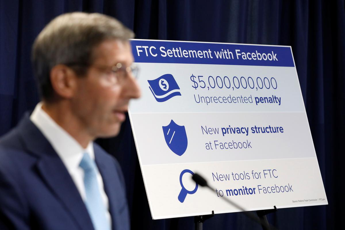 Facebook's FTC $5 billion penalty