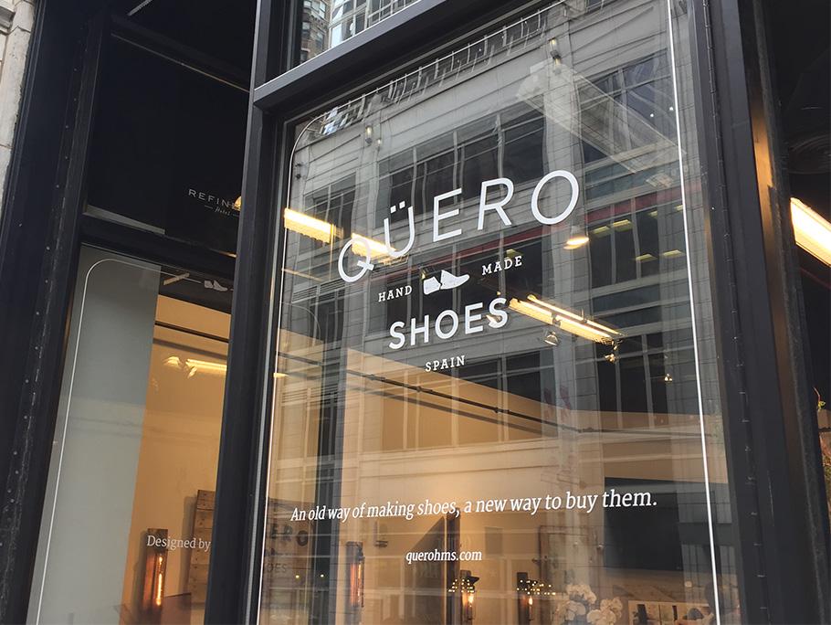 Qüero Filmore Shoes