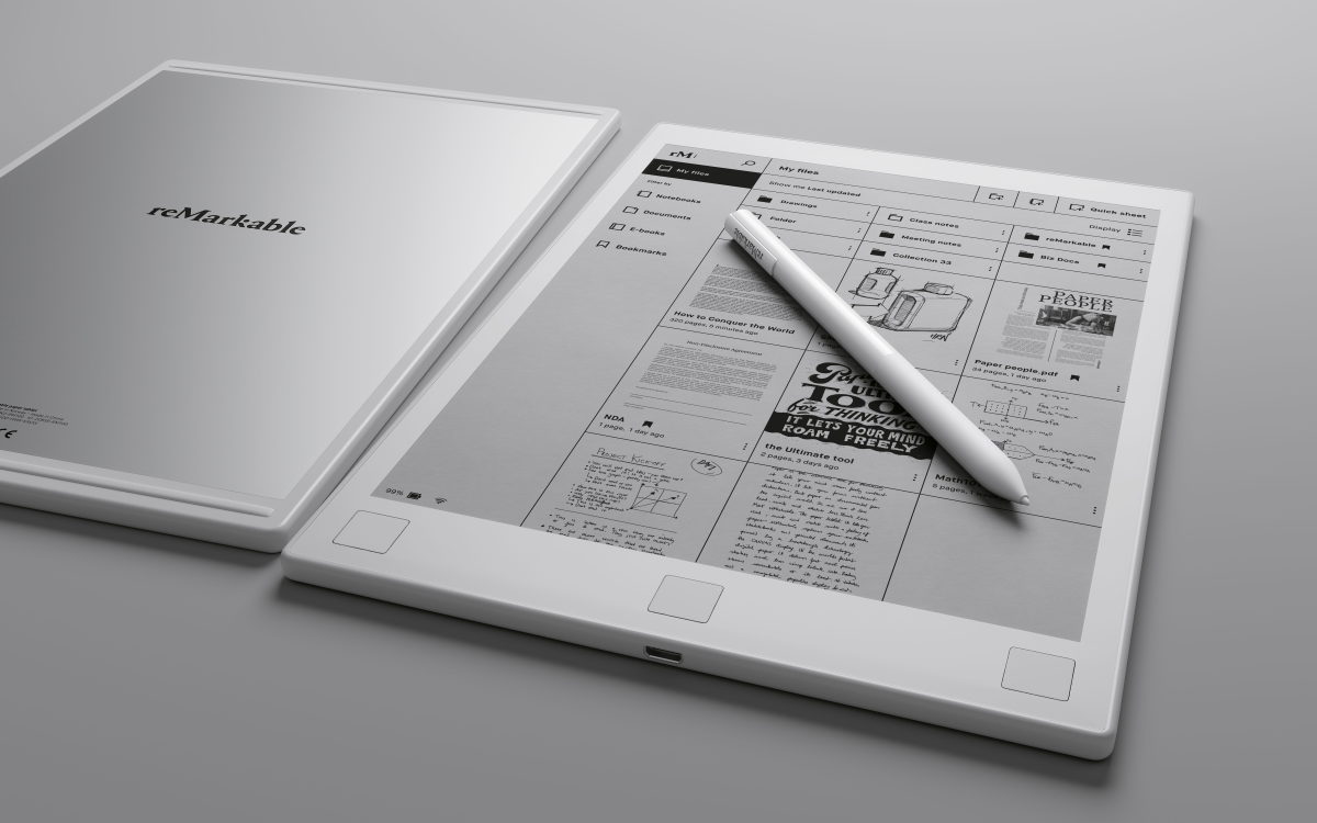 reMarkable Digital Paper Tablet