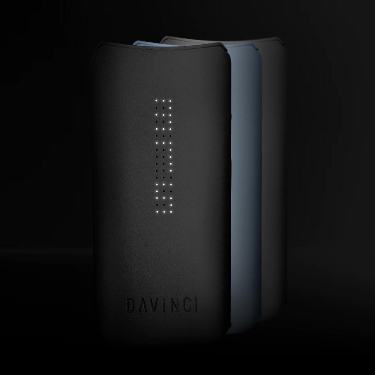 DaVinci IQ Portable Vaporizer - 3 Different Color Models