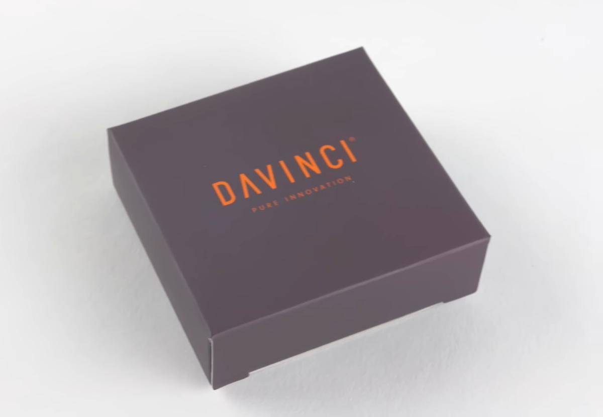DaVinci IQ Vaporizer - Package