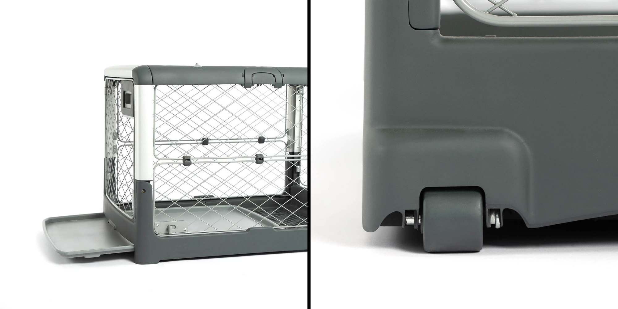 Revol Dog Crate - Easy Transportation and Storage