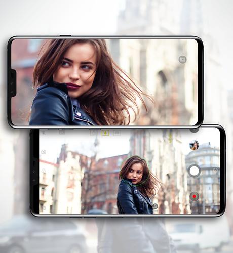 LG V40 Smart Photos
