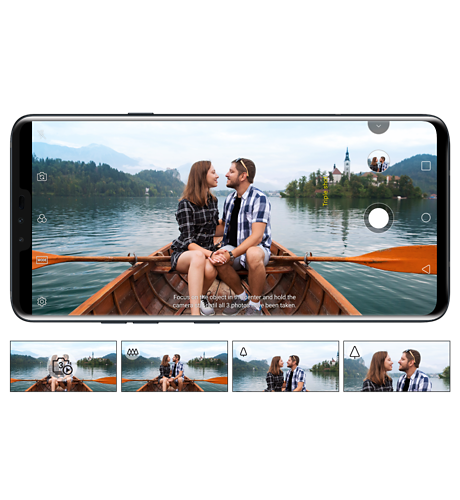 LG V40 - 3 Photos