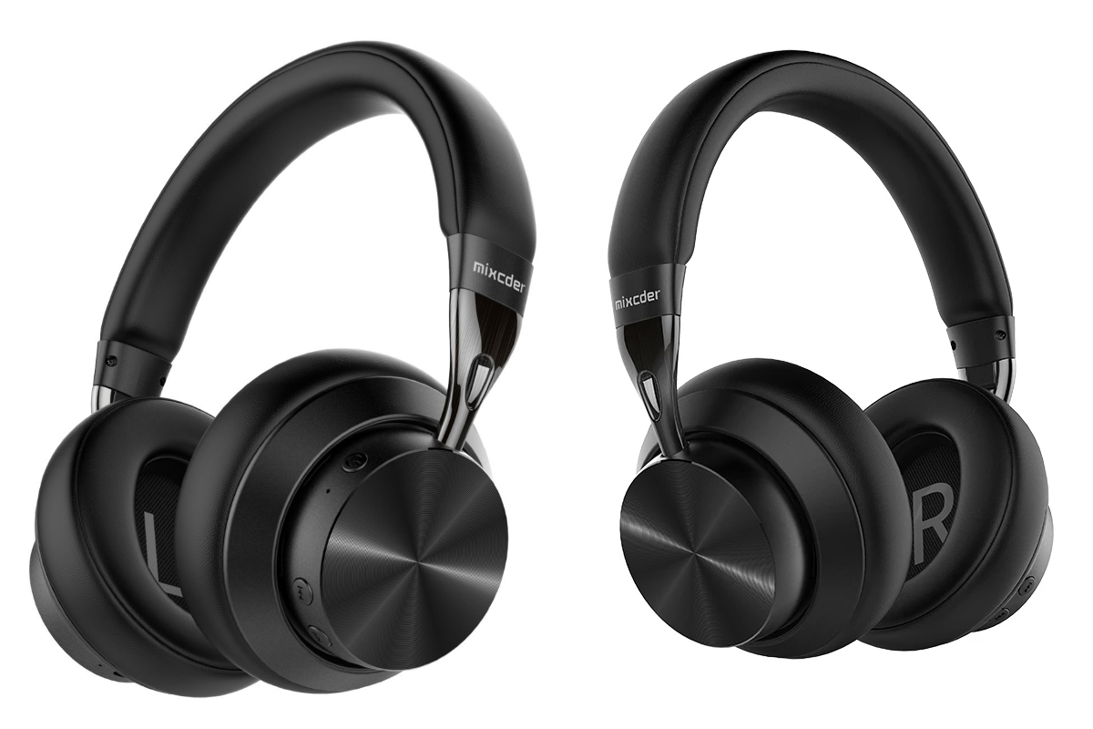 Mixcder E10 Headphones - Ear Letter Marks