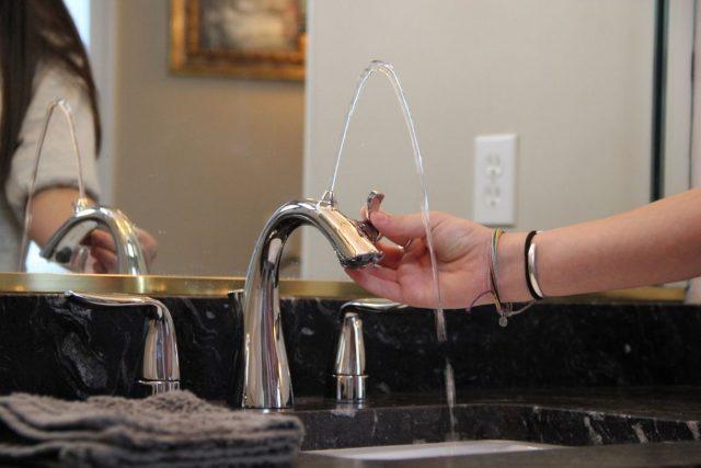 Nasoni Davinci Centerset Fountain Faucet