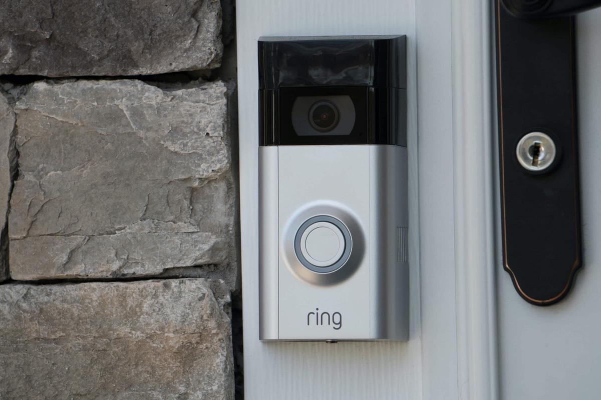 Amazon's Ring Doorbell leaks
