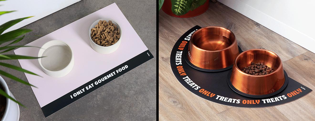 Brklz Dog Food Mat (1)