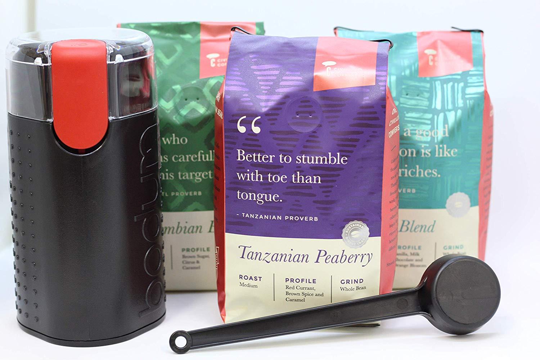 Civilized Coffee's Premium Gift Box Set