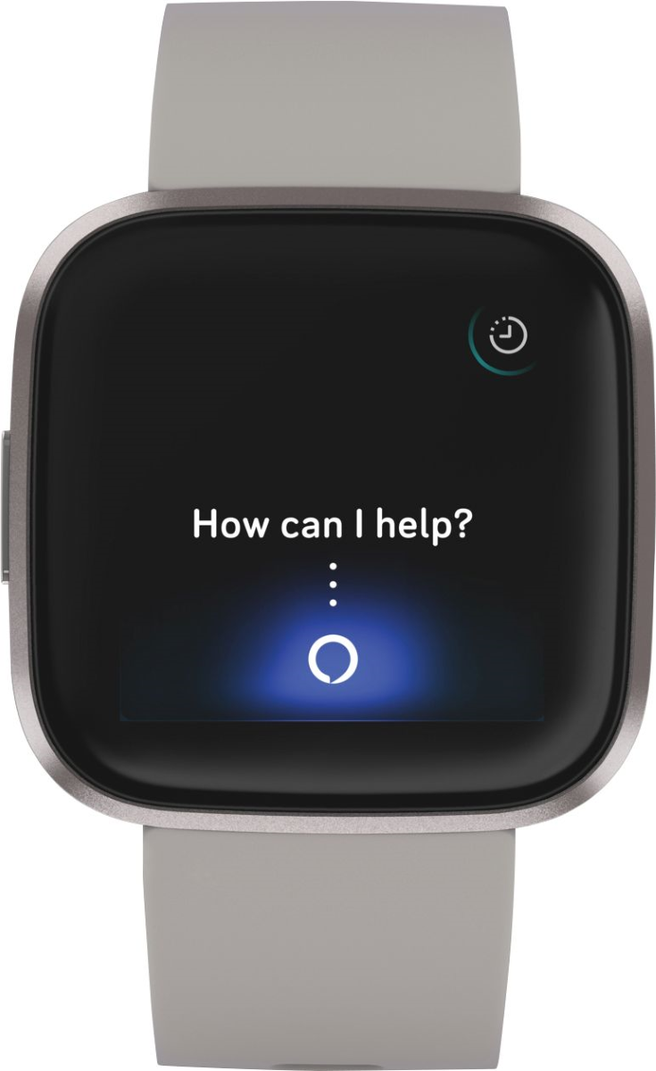 Fitbit Versa 2 - Amazon Alexa Compatibility