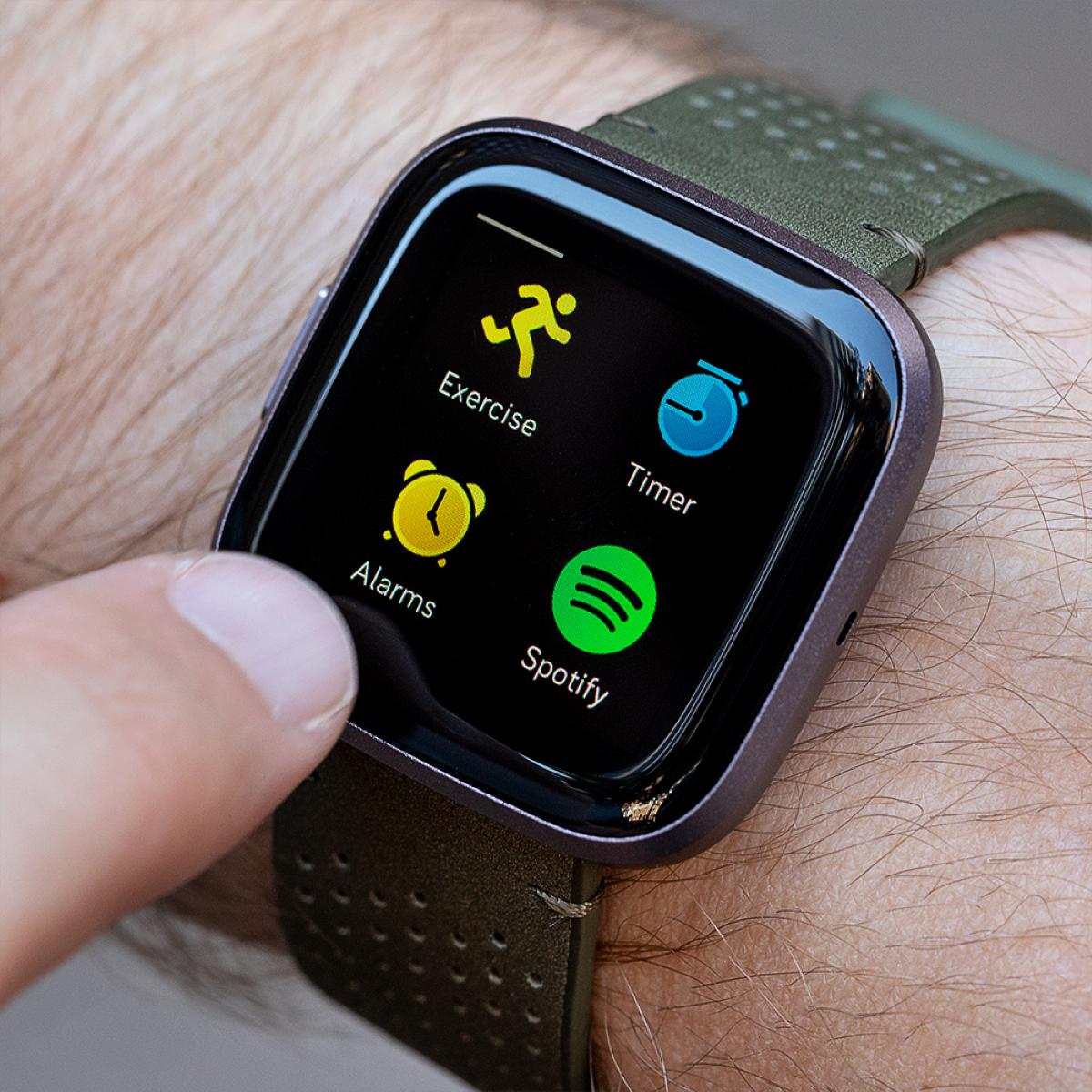 Fitbit Versa 2 - Spotify Compatibility