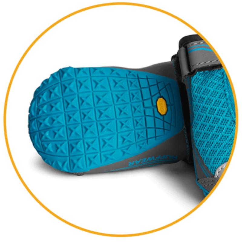 Grip Trex Dog Boots - Hard Rubber Vibram Outsole