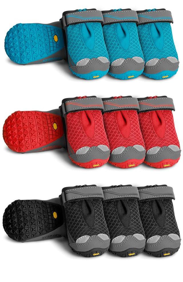 Ruffwear Grip Trex Dog Boots - 3 Different Models