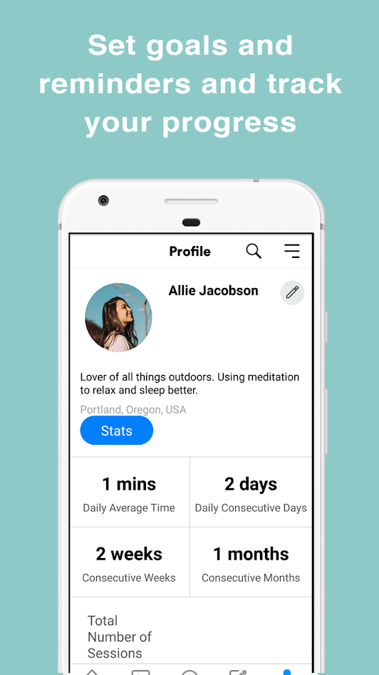 Unplug - App Personal Profiles