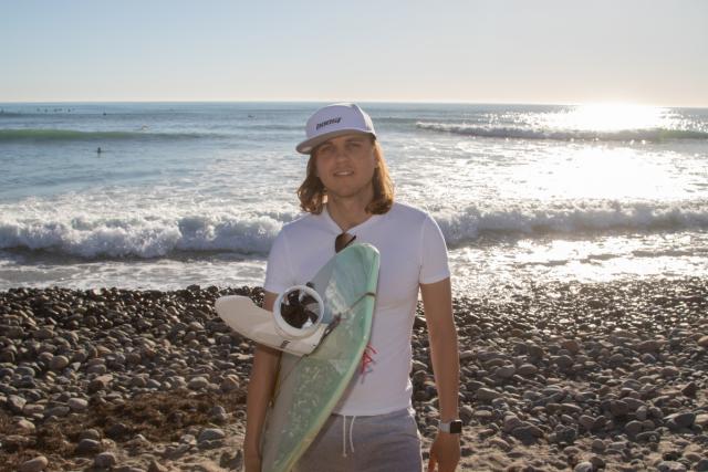 Boost Surfing Fin