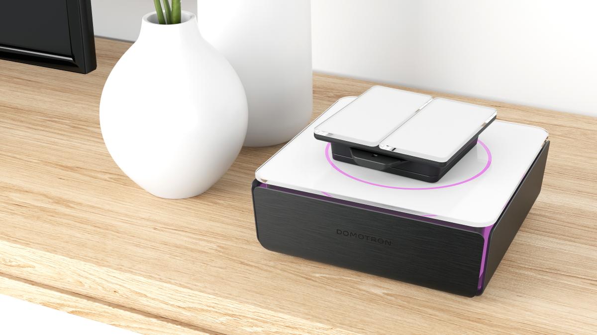 Domotron AI-Powered Smart Home Solution