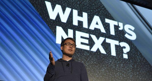 Fitbit Co-Founder & CEO James Park