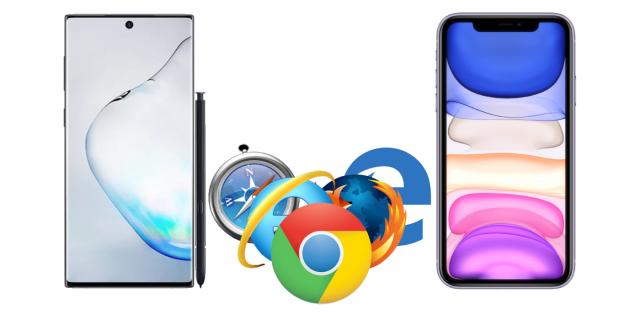 Latest Smartphones offer Desktop-Like Browsing Experience