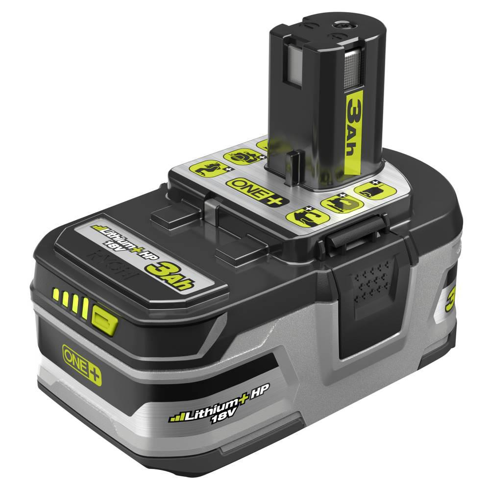 Removable, Portable, Rechargeable 18V ONE+ Battery
