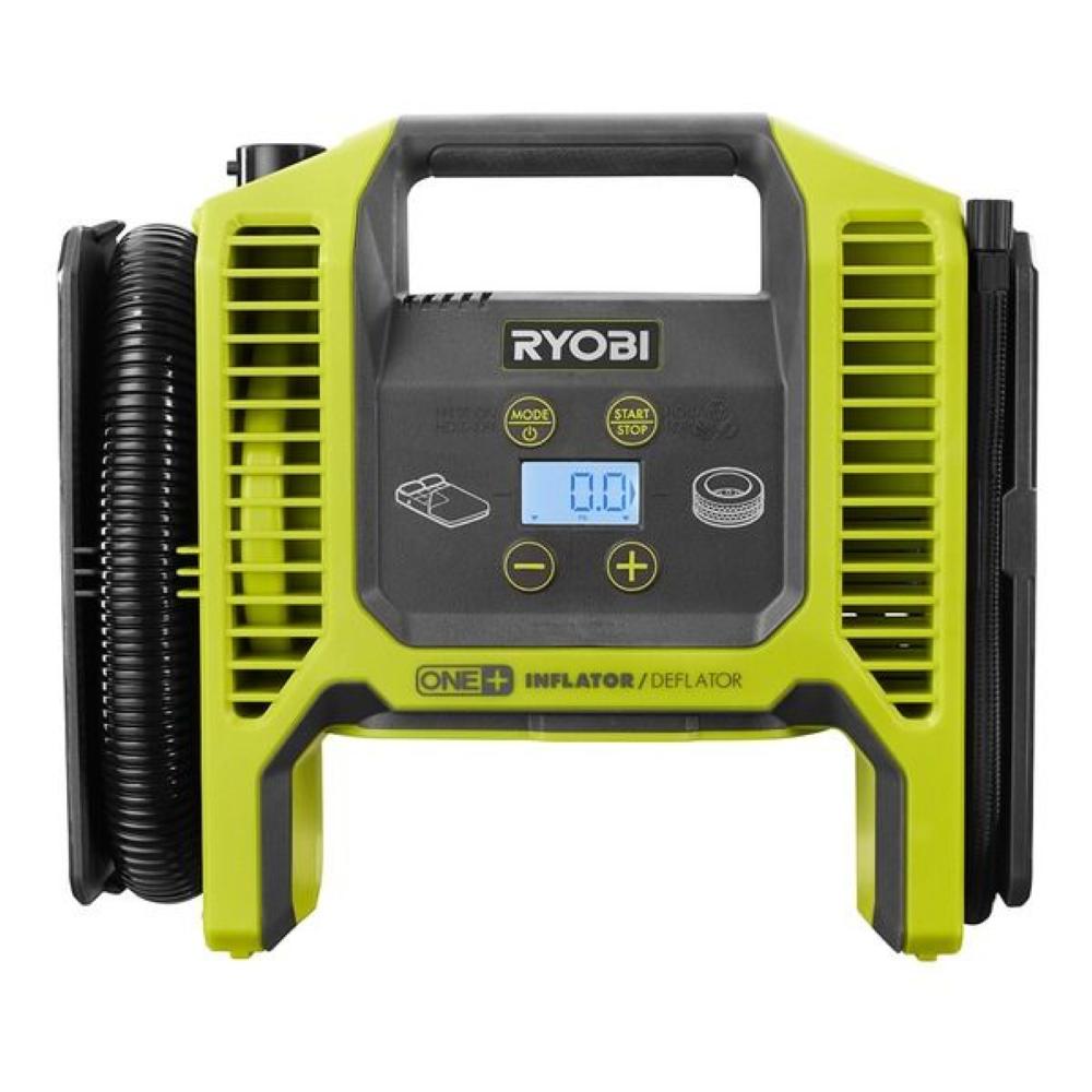 Ryobi P747 ONE+ Dual Function Inflator_Deflator