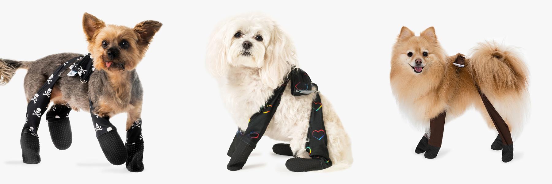 Walkee Paws Dog Leggings - Different Patterns
