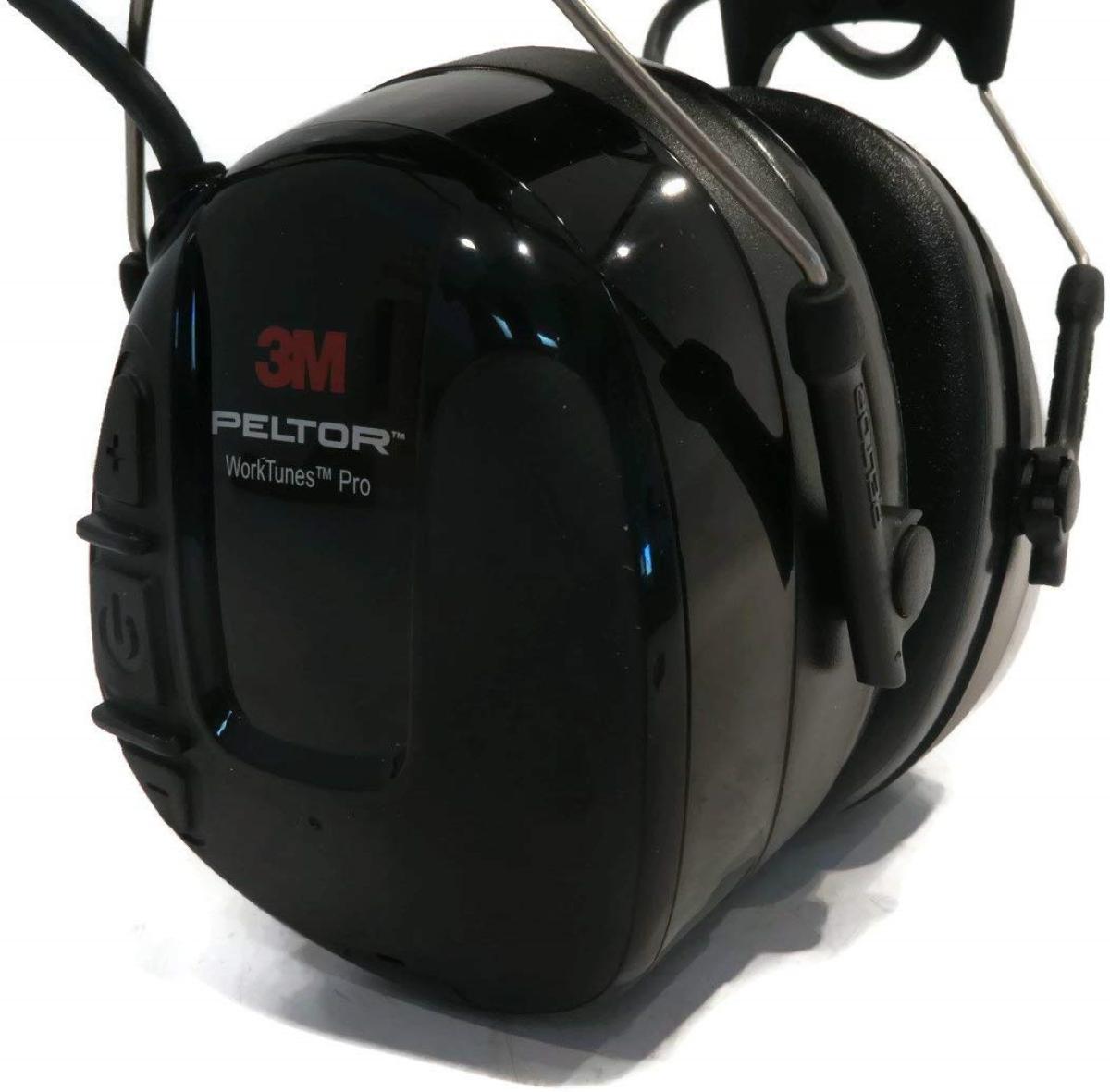 3M Peltor WorkTunes Noise Cancelling Radio Headphones