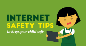 Basic Internet Safety Rules for Kids