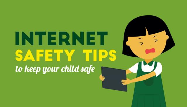 Basic Internet Safety Rules for Kids