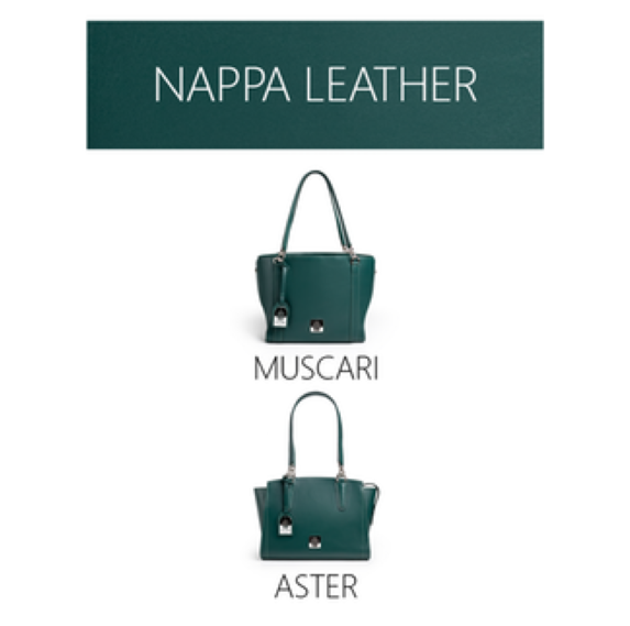 Clover Bag - Nappa Leather Bags