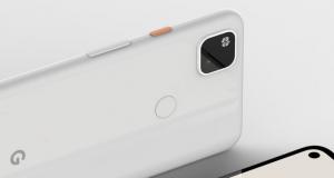 Google Pixel 4A Leaked Images