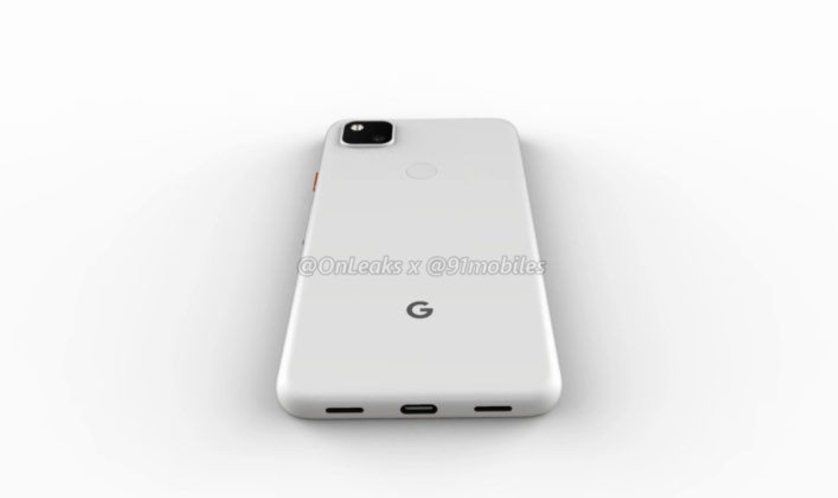 Google Pixel 4A Leaked Images - Bottom Edge