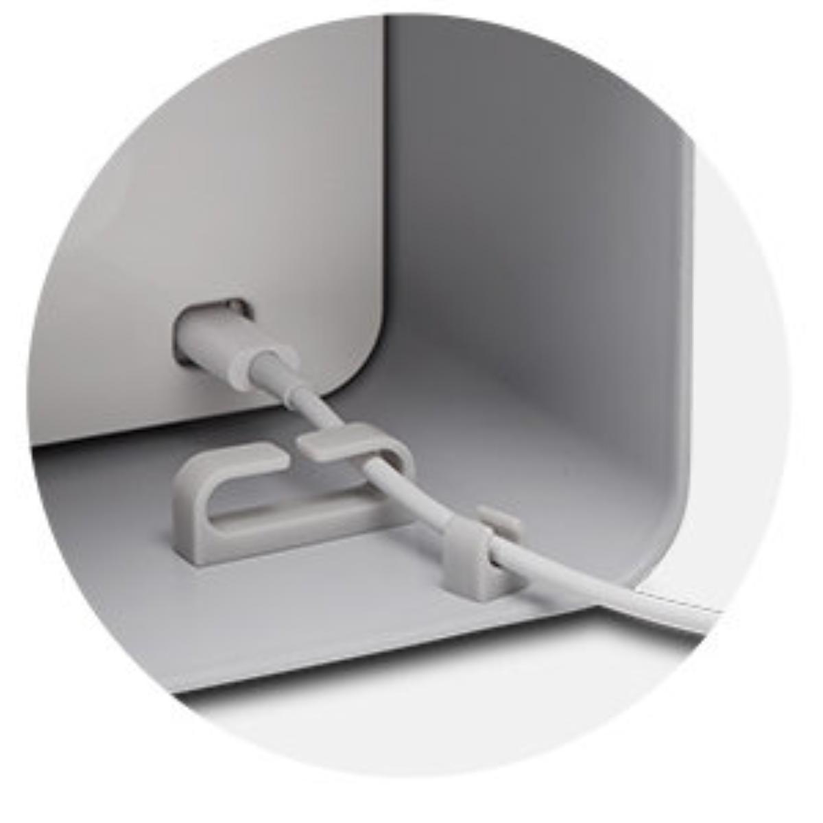 FreshView Air Purifier - Cable Management System