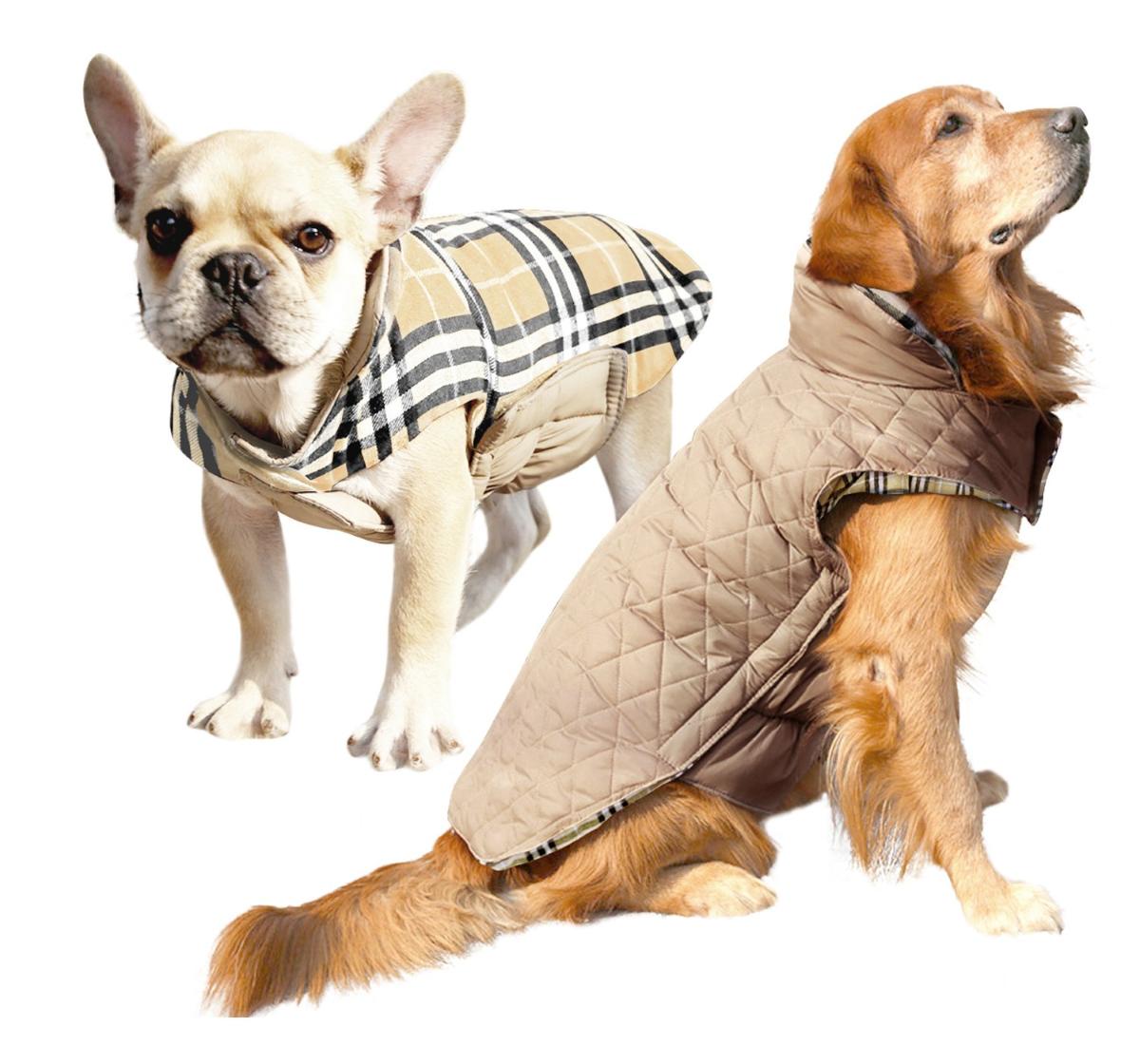 Kuoser Reversible Winter Dog Vest