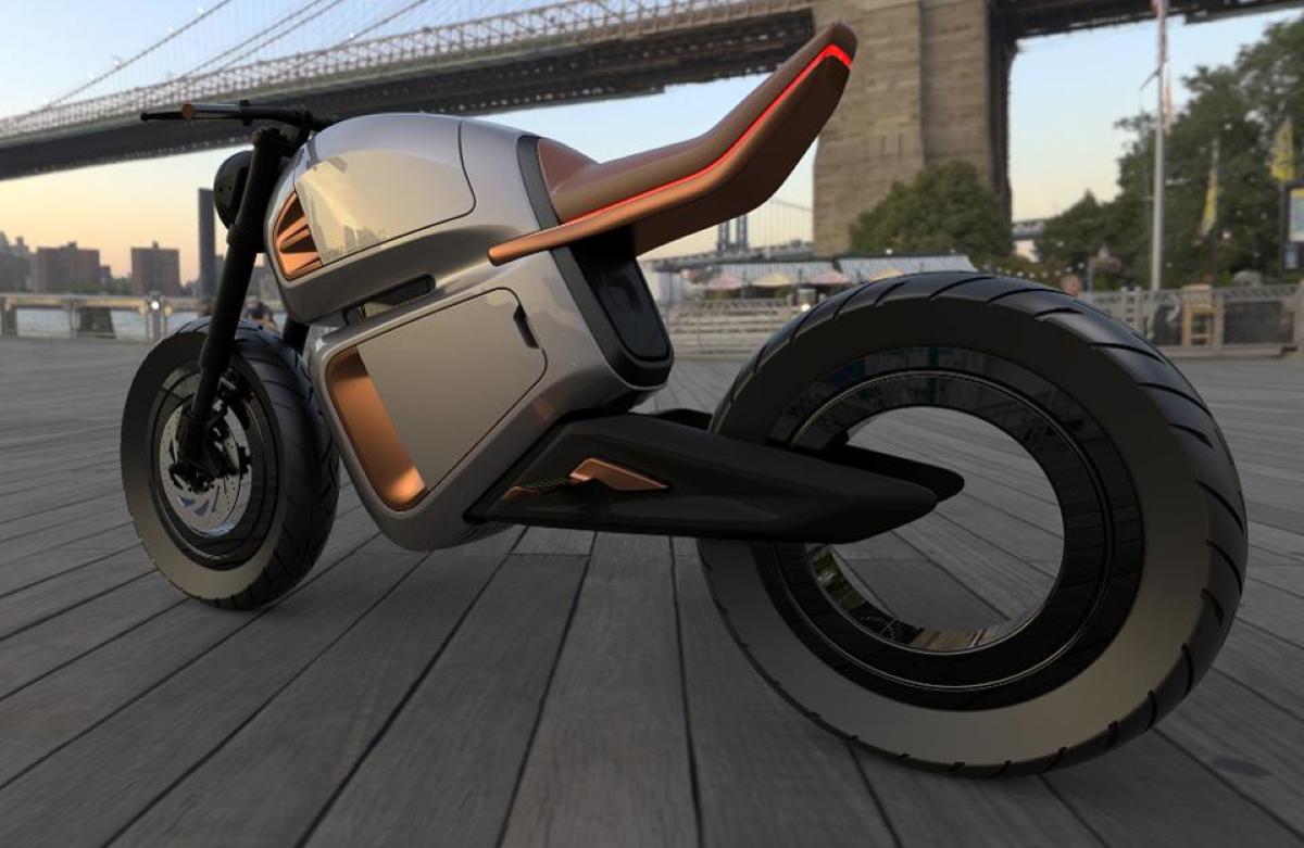NAWA Racer E-Bike Prototype