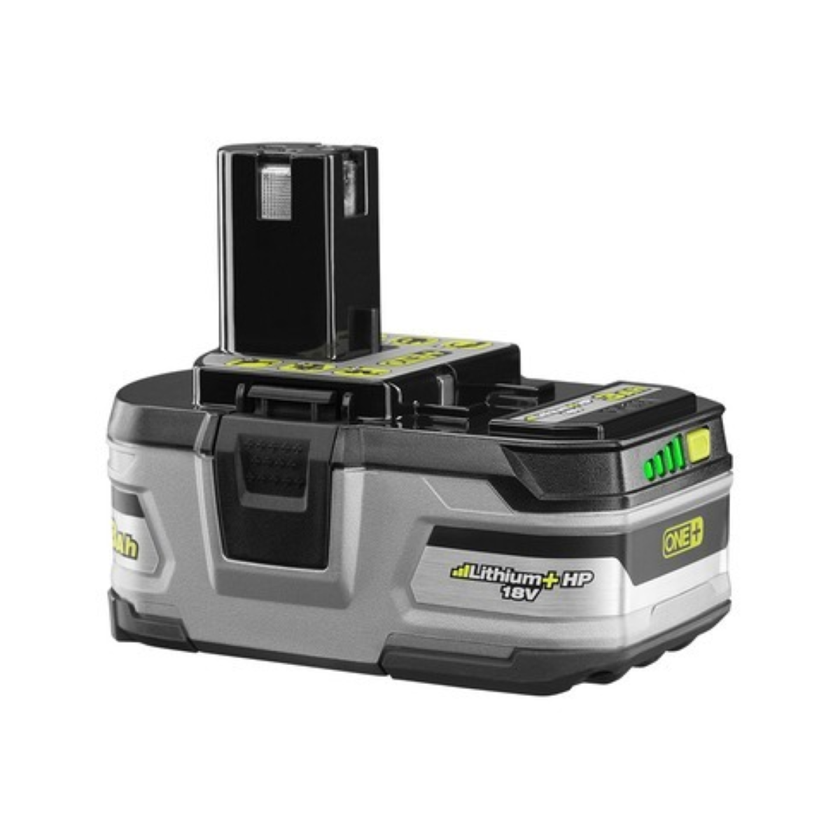 Ryobi P191 18V ONE+ 3.0Ah Battery - Quick-Release Easy-Access Latches