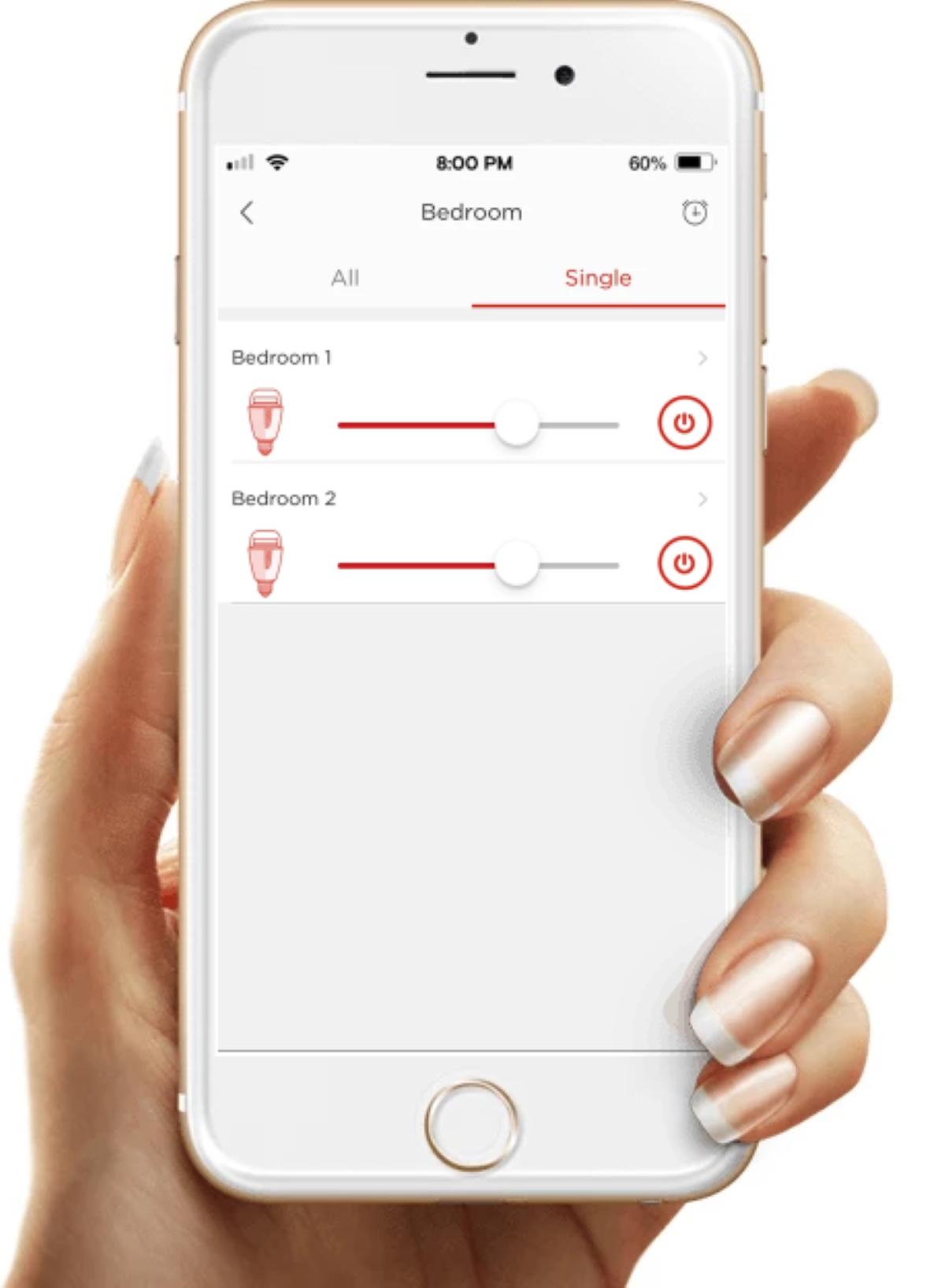 Sengled Home App - Group Controls