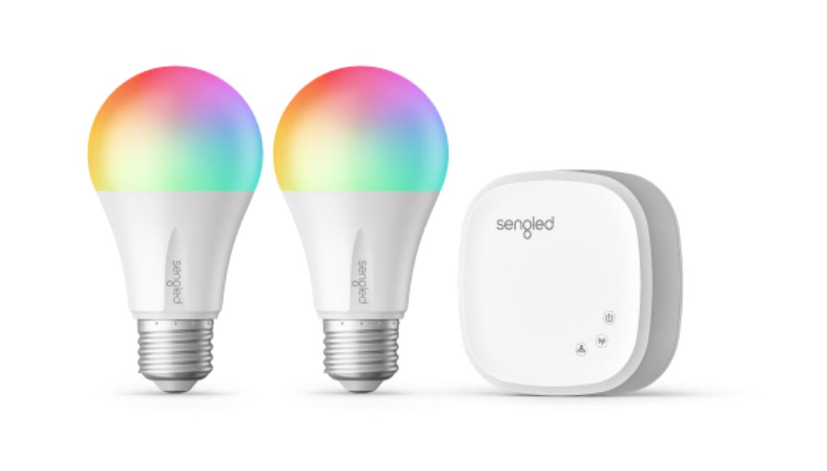 Smart Multicolor LED Starter Kit (2-Pack)