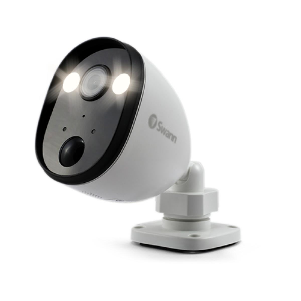 Swann Spotlight Security Camera - Design