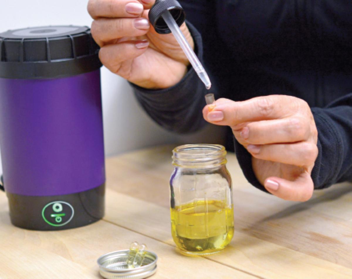 Ardent Nova - Cannabis Infused Oil