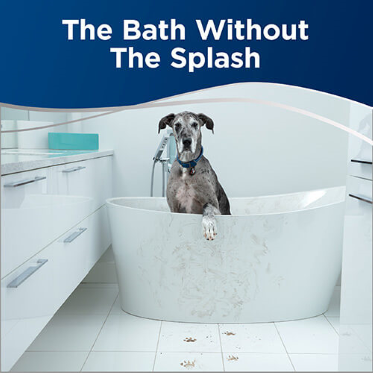 Bissell Barkbath - Uses a Minimal Amount of Water