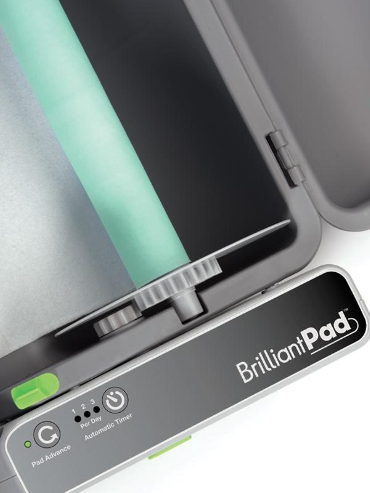 BrilliantPad 2.0 - Control Module