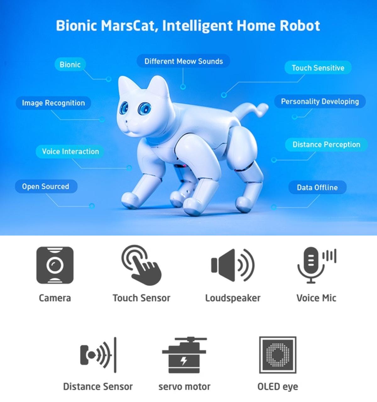 MarsCat - Design & Specs
