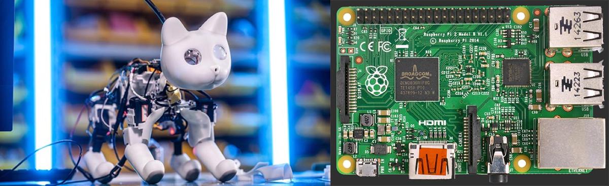 MarsCat Robot Cat - Open Source Platform