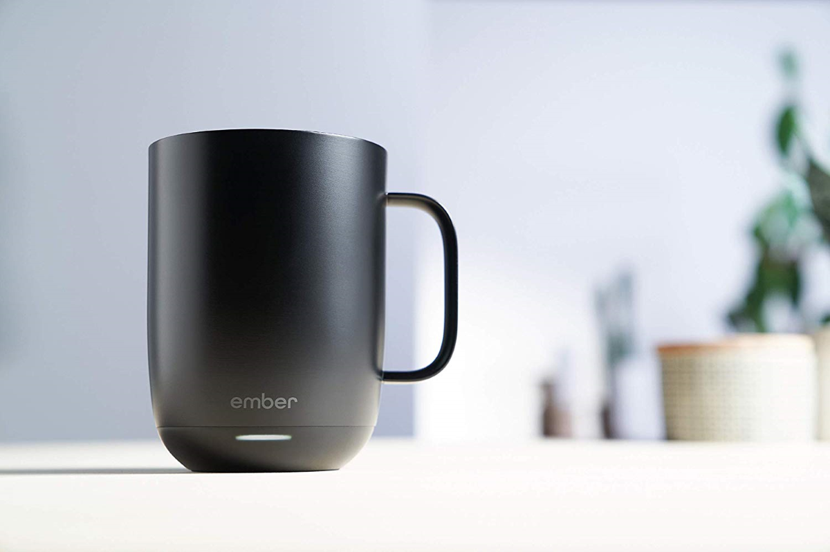 Ember Mug 2 battery heated coffee mug - 14 oz. model (Available only in Black)