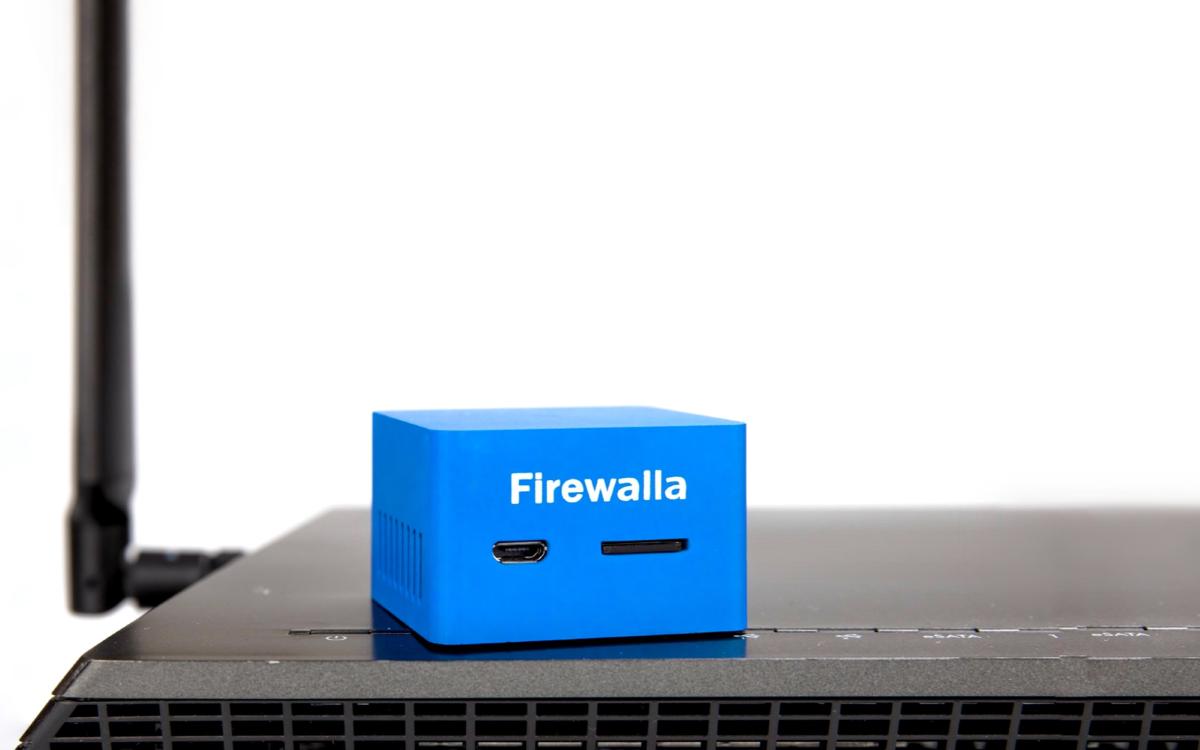 Firewalla Blue Firewall Appliance