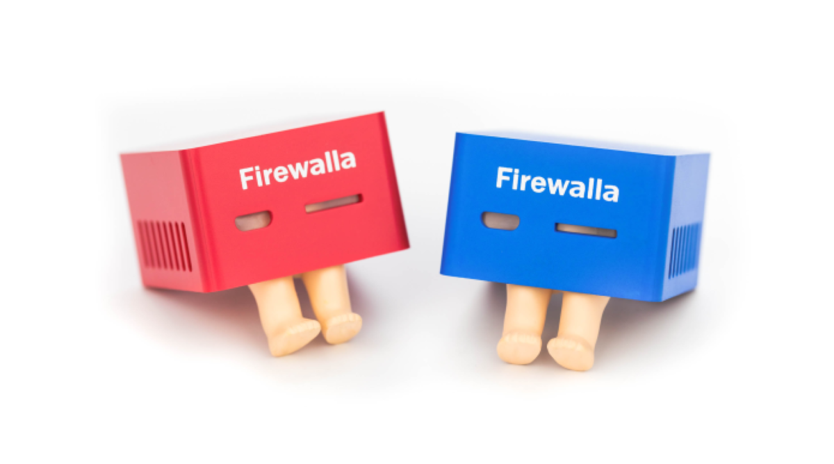 Firewalla Red and Firewalla Blue Firewall Device