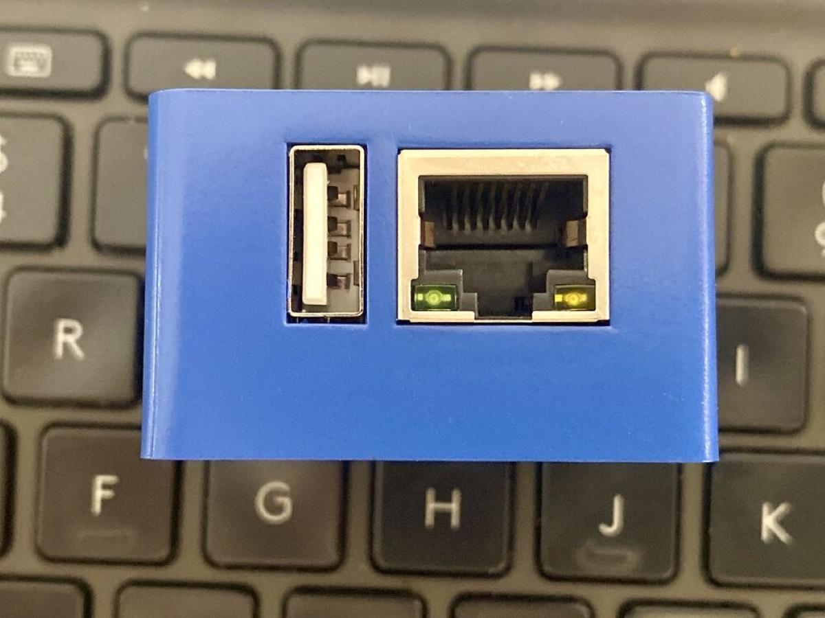 FirewallaBlue - Design & Opposite-Side Ports